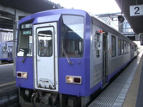 キハ120形気動車/KiHa120 Series DMU