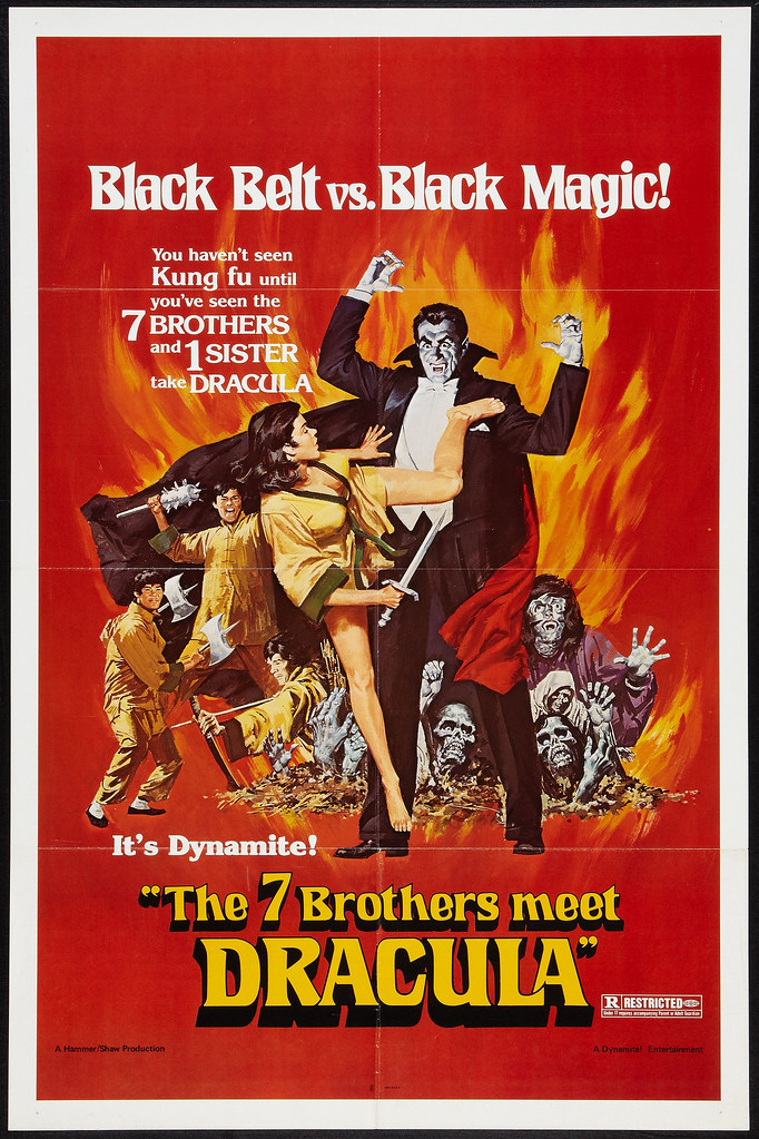 The Seven Brothers Meet Dracula (Dynamite Entertainment, 1979)