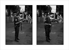 Policía en Times Square (Jose Luis Durante Molina) Tags: usa newyork night digital noche unitedstates police viajes timesquare timessquare policia estadosunidos nuevayork impresion terminada joseluisdurante