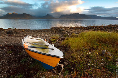 Lofoten, close to Ballstad