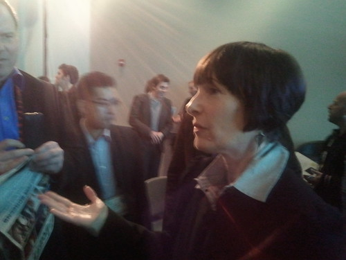 CES 2011: Qik, Sony 3D Bloggie, Gale Anne Hurd, Dancing With The Stars