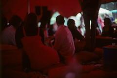 (Geoff A Roberts) Tags: street leica red film photography 50mm kodak geoff streetphotography slide f1 tent 64 noctilux roberts positive kodachrome fz 1050 streetphotographer kr64 5032 geoffroberts