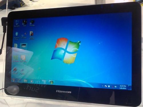 Windows 7-slates