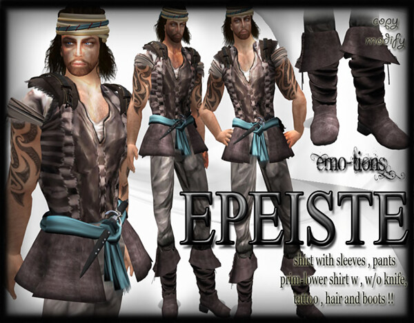 EPEISTEoutfit