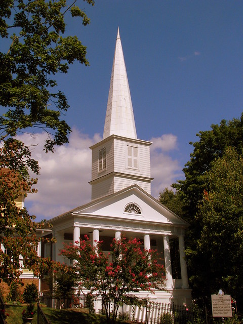 First Presbyterian Church - Jonesborough, TN