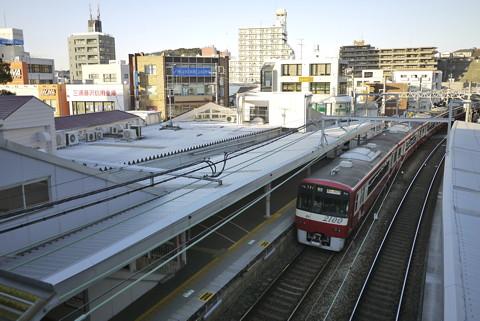北久里浜駅周辺を歩く