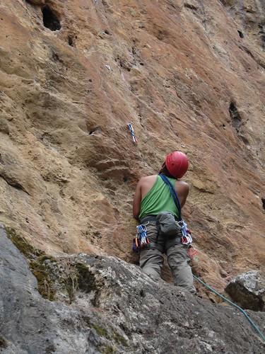 Rock Climbing - no. 8