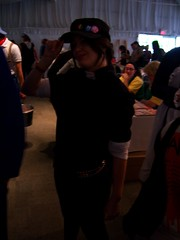 Duo Maxwell cosplayer