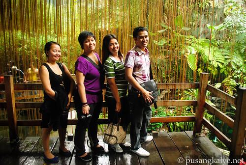 at Manila Ocean Park