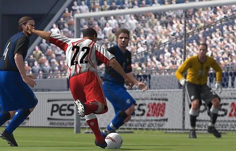 Tải Game bóng đá PES 2009.