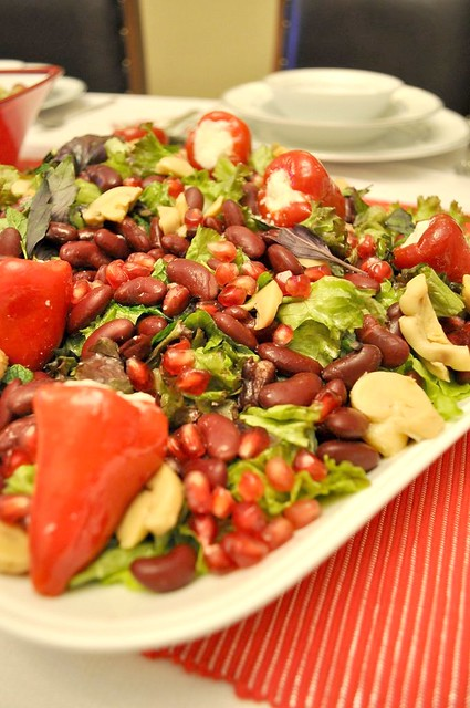meksika fasulyeli yeşil salata1-