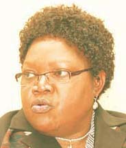 Republic of Zimbabwe Vice-President Joice Mujuru of the ZANU-PF party. Mujuru recently paid tribute to the nations of the Southern African Development Community (SADC) for their ongoing support for the country. by Pan-African News Wire File Photos
