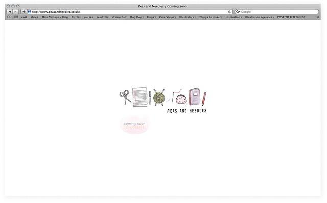 new website // coming soon