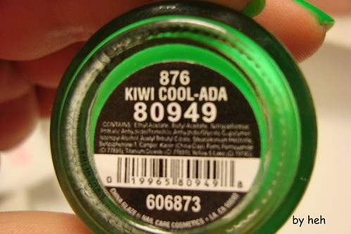 kiwi cool-ada
