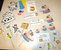 Pirate Preschool Pack