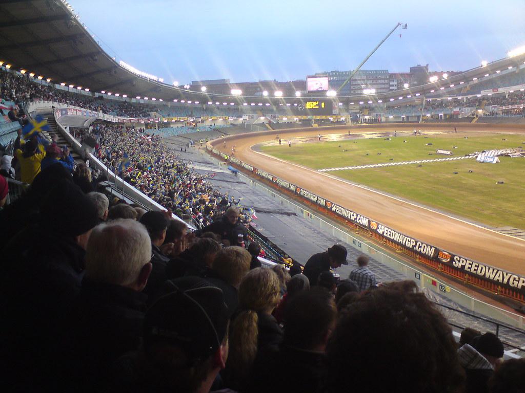 Speedway GP @ Ullevi Stadium 2010