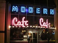 Modern Cafe (Nanaimo, BC)