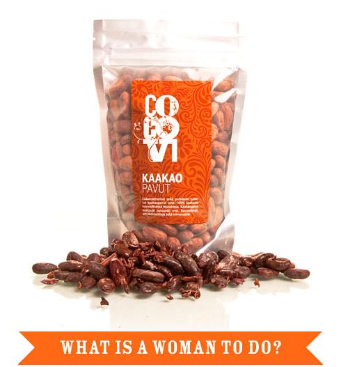 Cocovi cocoa beans