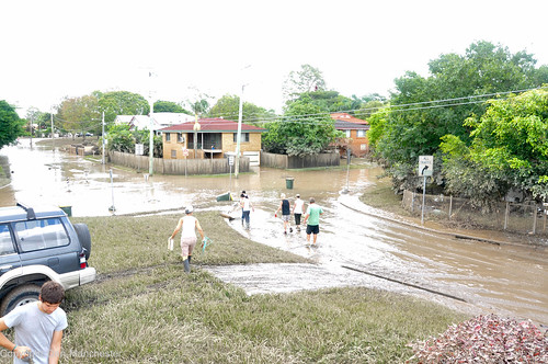 Brisbane Floods (Fairfield)