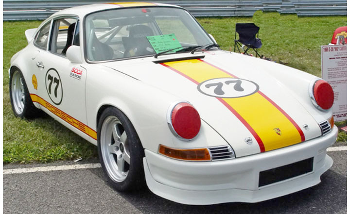 Porsche 911 RS