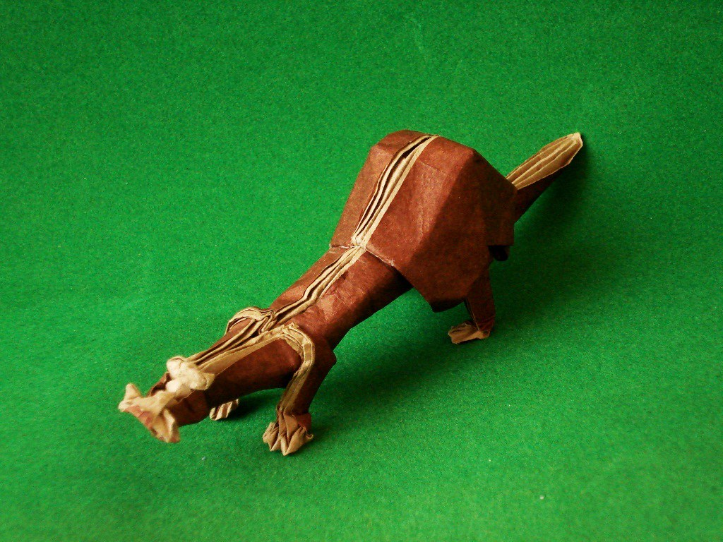 The worlds best photos of origami and otter flickr hive mind nutria de rio river otter yhoyo tags origami otter nutria jeuxipadfo Choice Image