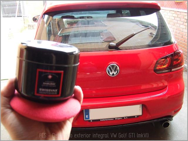 Detallado exterior VW Golf GTI mkVI-53