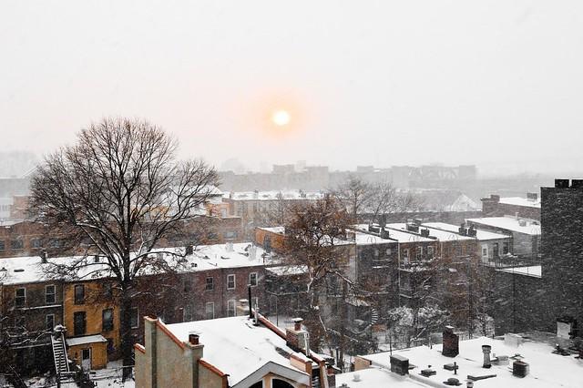 Snow + Sun