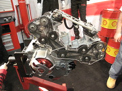 Ducati cut away (ROSKO.CC) Tags: show nyc newyorkcity brooklyn seth motorcycles center mc rosko javits 2011 vinmoto nycvinmoto sethrosko roskocc