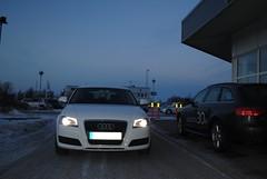 Audi A3 1.6TDI Xenonljus