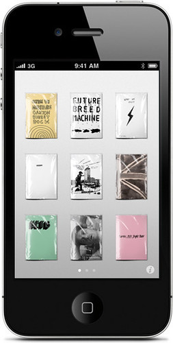Zine App.  by Making Deals Zine