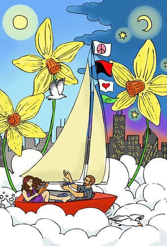 sailing by egovsego