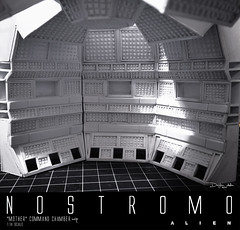 NOSTROMO-MOTHER-CHAMBER-35 (sith_fire30) Tags: alien aliens weyland yutani company nostromo muthur mother computer diorama styrene chamber custom action figure sculpture sithfire30 dayton allen ridley scott prometheus isolation sega