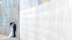 """Bride & Groom""  | Richmond | Melbourne | Victoria | Australia (Ben Molloy Photography) Tags: bridegroom | richmond melbourne victoria australia wedding marriage love"
