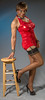 Teasing Temptress! (kaceycd) Tags: crossdress tg tgirl lycra spandex wetlook metallic minidress pantyhose stockings nylons rhtstockings fullyfashionedstockings garterbelt suspenderbelt pumps peeptoepumps opentoepumps highheels stilettopumps platformpumps stilettoheels sexypumps stilettos s