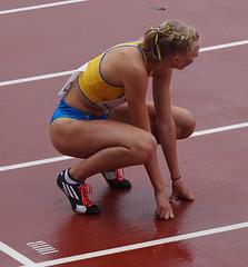 Mjlksyra? (Anemone Nemorosa) Tags: finnkampen friidrott 200m jonna klasson
