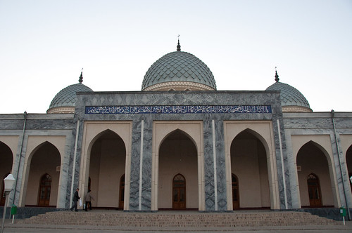 Juma Mosque, Tashkent, Uzbekistan