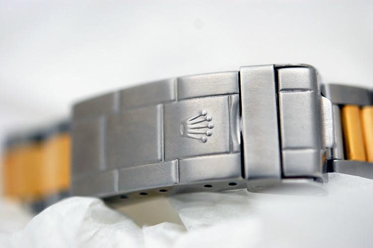 Rolex Watch Clasp