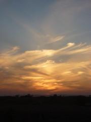 1 (R.ALGYED) Tags: sunset sky sun arabia ksa  saudia      skaka   aljouf