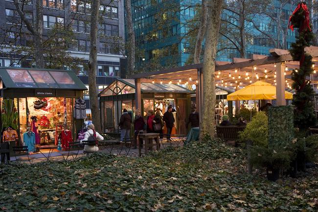 Bryant Park, NYC