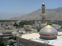 Omán: Nizwa na prahu pouště aneb Jak beduín k bohatství přišel