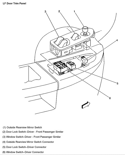 chevy venture window switch wiring diagram chevy my chevy venture com u2022 view topic power mirrors wiring schematic on chevy venture window switch