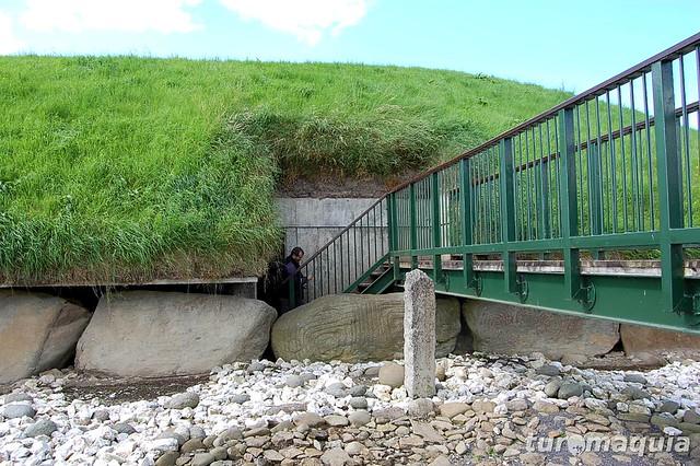 Knowth - Irlanda