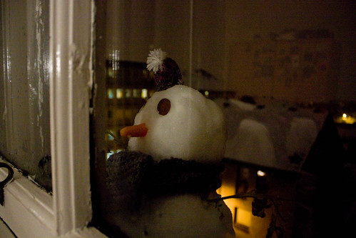 wee snowman