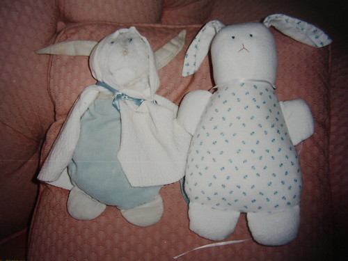 Bunny old new