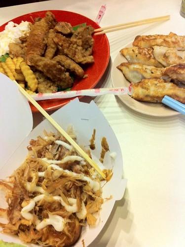 Asia Cafe Food