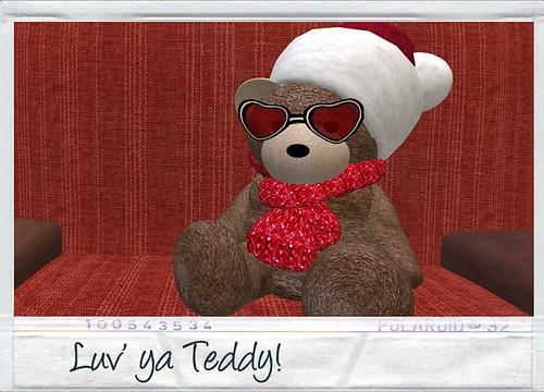 Bang Bang - Luv' ya Teddy!