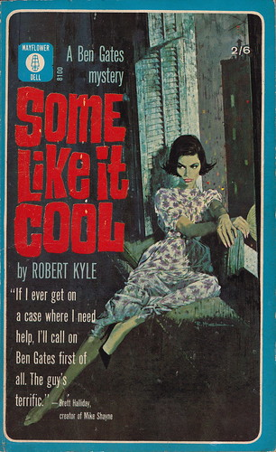 Some Like It Cool by Robert Kyle