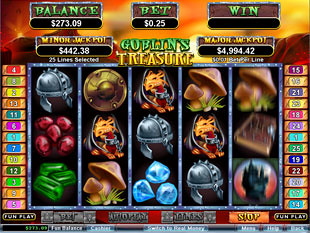 Goblin's Treasure slot game online review