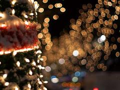 bokeh-O-rama (~janne) Tags: christmas street winter light urban snow tree berlin cars weihnachten 50mm licht december bokeh olympus stadt dezember janne wetzlar leitz janusz e520 ziob