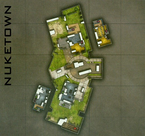 Nuketown Overhead View